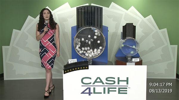 Cash For Life Gewinnzahlen